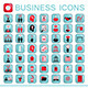 147 Business Icon Set - GraphicRiver Item for Sale