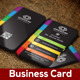 Corporate Advance Biz Business Card - GraphicRiver Item for Sale