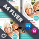 Home Care Flyer Templates - GraphicRiver Item for Sale