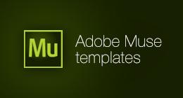 Premium Adobe Muse Templates