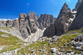 Dolomiti - Piz da Lech and Mezdi valley - PhotoDune Item for Sale