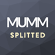 MUMM | The Splitted Coming Soon - ThemeForest Item for Sale