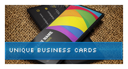 Creative Standout Business Cards
