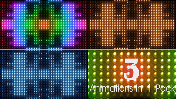 led lights by hk graphic videohive