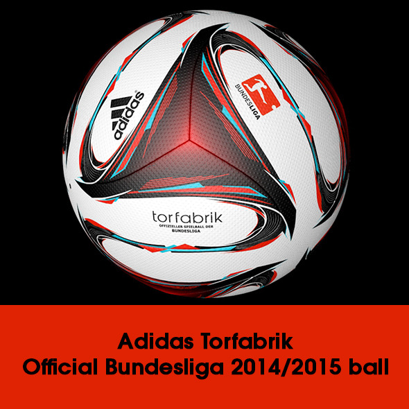 Adidas Torfabrik 2015 3D Model - 3DOcean Item for Sale