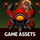 Alien Invaders Game Assets - GraphicRiver Item for Sale