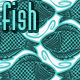 Fish. Elegant Woodcut Printing Block Patterns - GraphicRiver Item for Sale