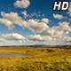 Clouds Shadowing over Golden Fields - VideoHive Item for Sale