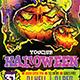 Flyer Halloween Konnekt - GraphicRiver Item for Sale