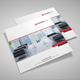 Clean and Modern Square Brochure - GraphicRiver Item for Sale
