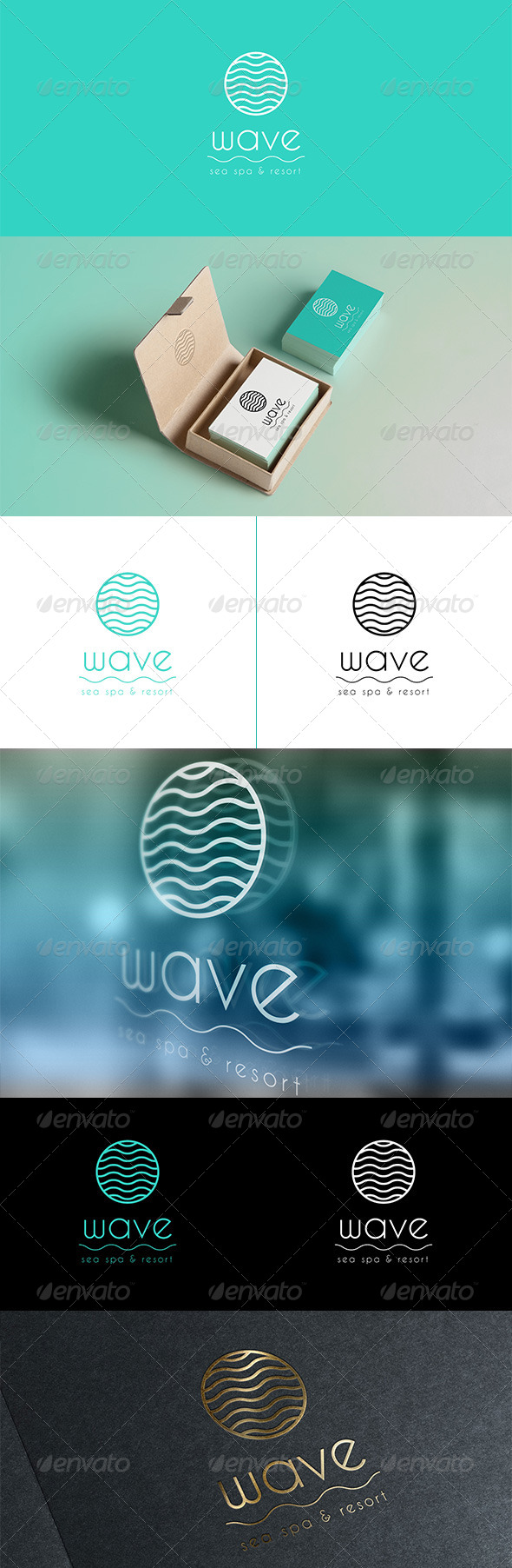 Wave - Vector Abstract