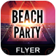 Beach Party Flyer Vol. 02 - GraphicRiver Item for Sale