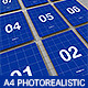 A4 Photorealistic Mock-up - GraphicRiver Item for Sale