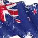 New Zealand Flag Grunge - GraphicRiver Item for Sale