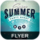 Super Summer Party Flyer - GraphicRiver Item for Sale