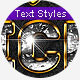 Gold & Silver 5 - Text Styles - GraphicRiver Item for Sale