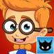 Geek Boy - Set 1 - GraphicRiver Item for Sale