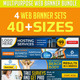 Corporate Web Banners Bundle - GraphicRiver Item for Sale
