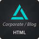 Apex Responsive HTML Theme Nulled