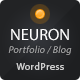 Neuron Responsive WordPress Theme Nulled
