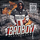 Mixtape Cover Template PSD Bad Boy - GraphicRiver Item for Sale