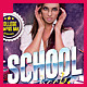 School is Back Party Flyer - GraphicRiver Item for Sale