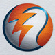 Thunder Bolt Logo - GraphicRiver Item for Sale