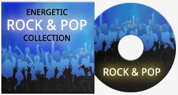 Rock and Pop Background Music
