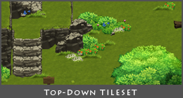 Top-Down Tileset
