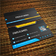 Creative Business Card Template No. 3 - GraphicRiver Item for Sale