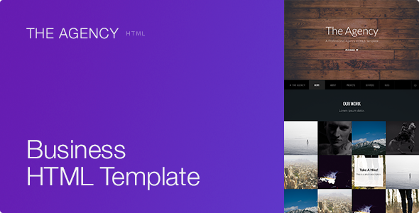 The Agency – Responsive Agency Template
