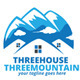 Three House & Three Mountain Logo - GraphicRiver Item for Sale
