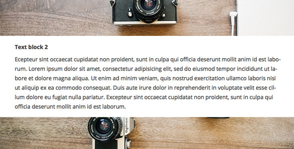 Visual Composer Add-on - Parallax - CodeCanyon Item for Sale