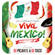 Viva Mexico Independence Day Party | 4PSD Files - GraphicRiver Item for Sale