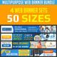 Web Banner Ad Design Bundle  - GraphicRiver Item for Sale