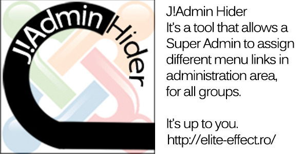 J!Admin Hider - CodeCanyon Item for Sale