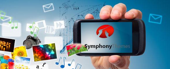 Symphony themeforest logo