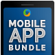 Mobile App Banner Bundle - 3 Sets - GraphicRiver Item for Sale