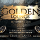 Golden Lounge - GraphicRiver Item for Sale