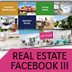 Real Estate Facebook Covers III - GraphicRiver Item for Sale