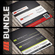Business Card Bundle Vol 3 - GraphicRiver Item for Sale