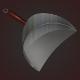 Doner Grill Shovel 3D Model - 3DOcean Item for Sale