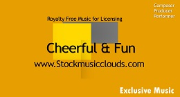 Funny | Cheerful | Happy Royalty Free Music