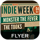 Indie Week Flyer