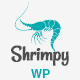 Shrimpy - Responsive Restaurant Wordpress Theme - ThemeForest Item for Sale
