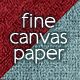 Paper Canvas Fine Textured Backgrounds - GraphicRiver Item for Sale