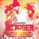 October Sounds Flyer Template - GraphicRiver Item for Sale