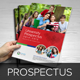 College University Prospectus Magazine - GraphicRiver Item for Sale