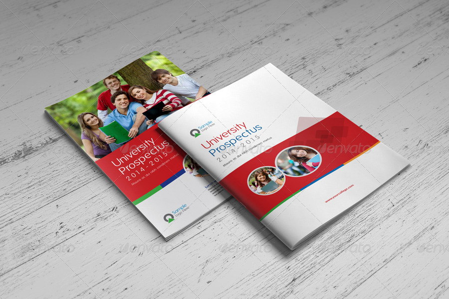 Sample College Brochure Junior School And College