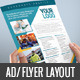 Business Industrial Flyer Print AD Template  - GraphicRiver Item for Sale